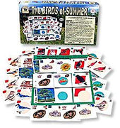 Birds of Summer Board Game