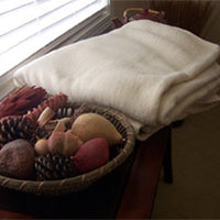 Super Soft Organic Brushed Cotton Crib Blankets.