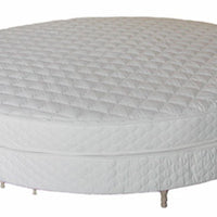 The Healthy Round Bed - Custom Made