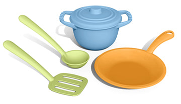 Green Toys Children's Chef Set