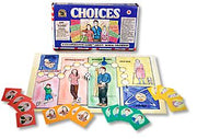 Choices Group Board Game