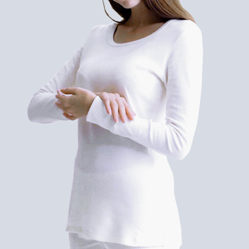 Women's Organic Cotton Thermals