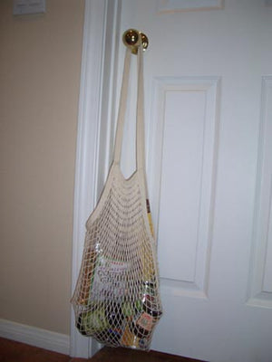 Cotton Net Shopping Bags