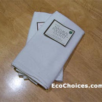 Polishing Cloths - set of 2