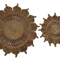 Hand Made Trivets / Hot Pad Set of 2