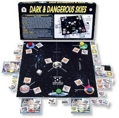 Dark And Dangerous Board Game