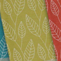 Cactus  Leaf Organic Cotton Kitchen Towel