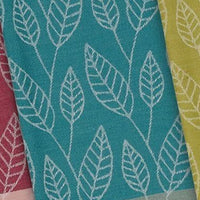 Teal  Leaf Organic Cotton Kitchen Towel