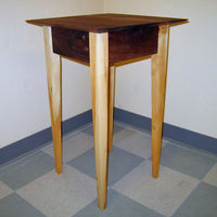 Dapwood Dappled Path Pedestal Table