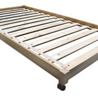 Dapwood Hidden Valley Trundle Bed on Wheels - Twin