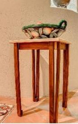 Dapwood Mountain Twilight Side Table