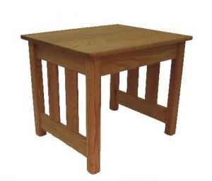 Dapwood Rolling Prairie Side Table