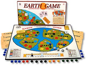 Earth Game Board Game