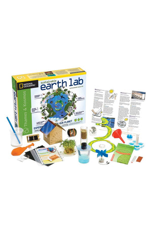 Sustainable Earth Lab Experiment Kit