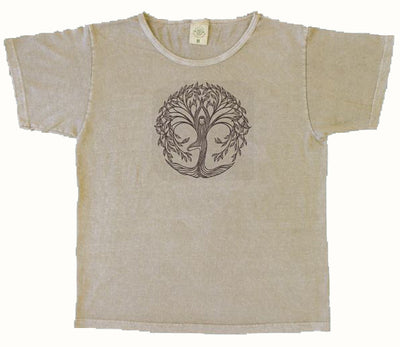 Tree Pose  Long SleeveT-Shirt - S, XL