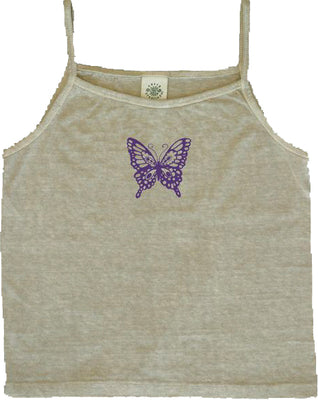 Butterfly Tank Top - XS, S, M, L, XL