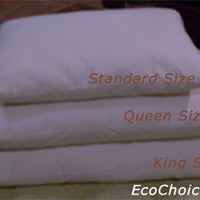 Wool Standard, Queen and King Pillows