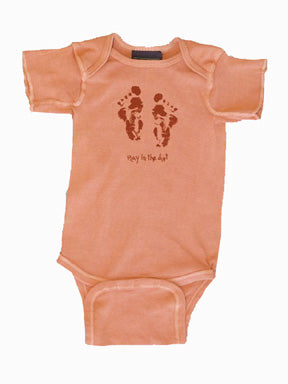 Hemp & Organic Cotton Snappies for Babies - 12 mo and 18 mo