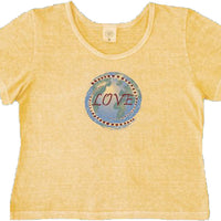 Earth Love Scoop Neck - XS, S, M, L, XL