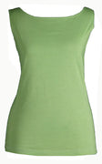 Chartreuse Newport Sleeveless Top - S, L, XL