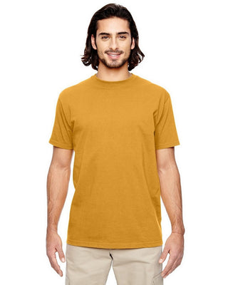 Organic Cotton Men's Classic Short Sleeve T-Shirts in Colors: S, M, L, XL