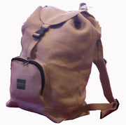 Hemp Cinch School Backpack