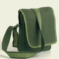 Hemp Verona Small Messenger Bag
