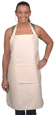 Organic Cotton Canvas Apron