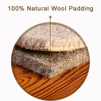 All Natural Enertia Wool Padding