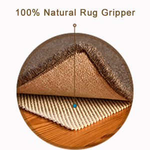 100% Natural Rubber Rug Gripper