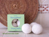 Wool Dryer Balls (3-Pack)