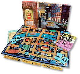 Eagle Eye Agency Board Game