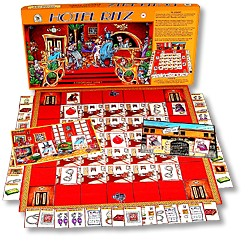 Hotel Ritz Board Game