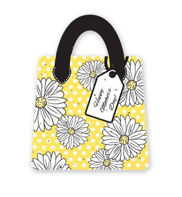 Grow A Note Gift Card Holder - Daisy Purse Design