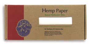 Hemp Paper -  Hemp Envelopes