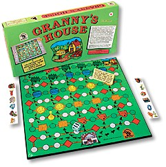 Granny's House Board Game