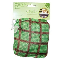 Green Sprouts Shopping Cart Cover