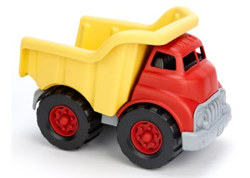 Green Toys Earth Friendly Dump Truck