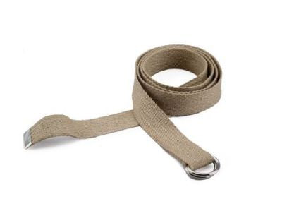 Hemp Yoga Hemp Strap - 6' long