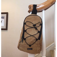 Hemp Corduroy H2O Mini Backpack