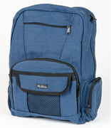 Deluxe Hemp Backpack