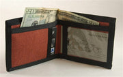 Slim Bifold Hemp Wallet