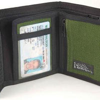The Trifold Hemp Wallet
