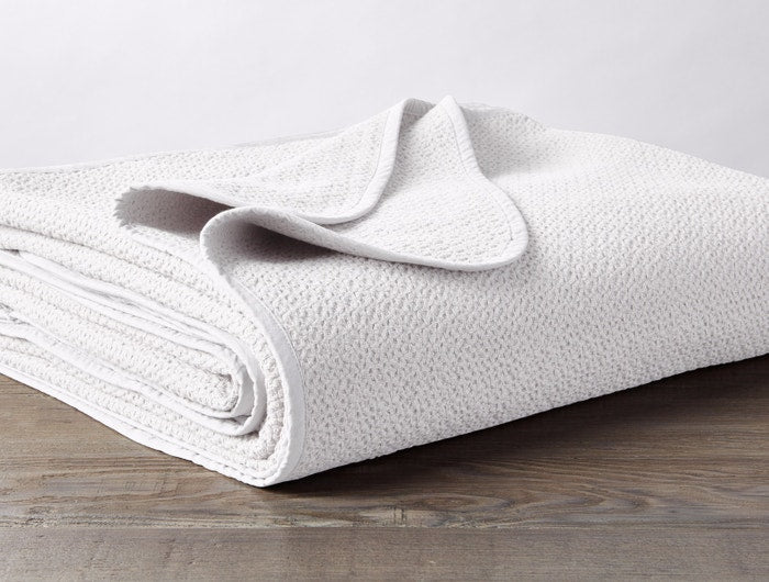 Honeycomb Organic Blanket - Twin, Full/Queen, King