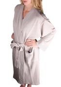 Unisex Hemp Bathrobe - Large