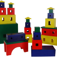 Wooden Toy Store In A Box - ages 3+