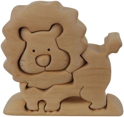 Copy of Color Me Up Wooden Puzzle Kits -Lion  - ages 3+