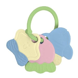 Cornstarch Teether Keys