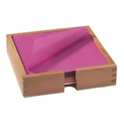 "Japanese Silk Paper  960 (6.3''x6.3"") Sheets - 20 Assorted Colors"