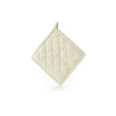 100% Natural Organic Cotton Potholder